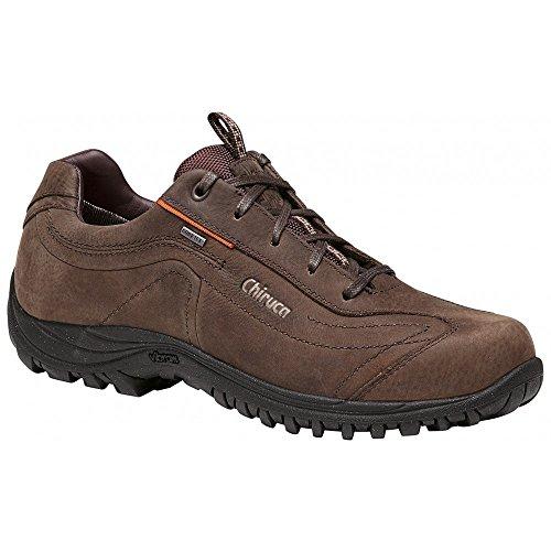CHIRUCA Torino–Scarpe per Uomo marrone Size: 39