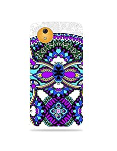 alDivo Premium Quality Printed Mobile Back Cover For Micromax Canvas Android One / Micromax Canvas Android One Case Cover (MZ246)