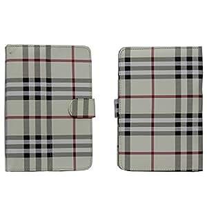 Jo Jo BB Flip Flap Cover Pouch Carry Case For LAVA QPAD R704 Cream