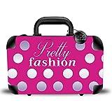 Gloss - caja de maquillaje, caja de regalo para mujeres - Set de maquillaje 62pcs de manera bonito