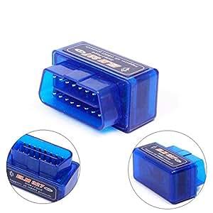 MP power ® Mini V2.1 Bluetooth ELM327 OBD2 OBD-II OBDII outil de diagnostic de voiture Diagnostique Scanneur pour Android