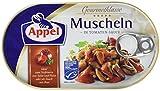 Produkt-Bild: Appel Muscheln in Tomaten-Sauce, MSC zertifiziert, 8er Pack (8 x 100 g)