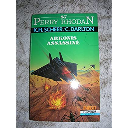 Perry Rhodan, numero 87 : Arkonis assassine (poche)