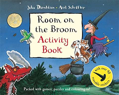 Room on the Broom Activity (Flessibile Broom)