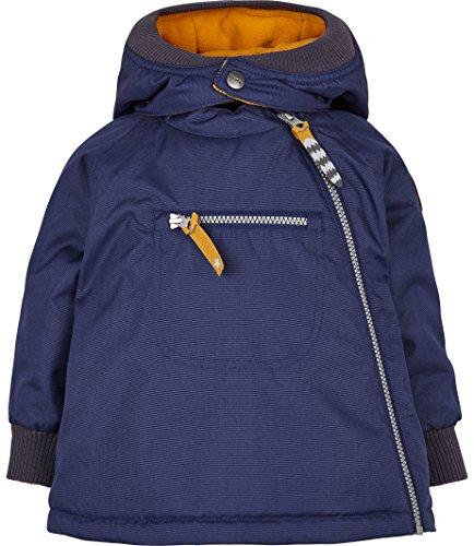 Racoon Baby-Jungen Conrad SOLID Winterjacke Wassersäule 9.000 Jacke, Blau (Medieval Blue Med), 98