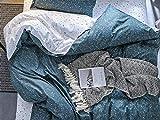 PENVEAT 1 STÜCKE Bettbezug 220 * 240 Bettwäsche Quilt Decke Tröster Abdeckung Druck Einzel Doppel Königin König Maßgeschneiderte 140 * 200 cm Nordic, Farbe 16,155x215 cm