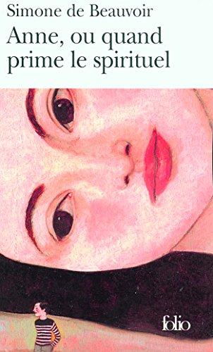 Anne, ou quand prime le spirituel