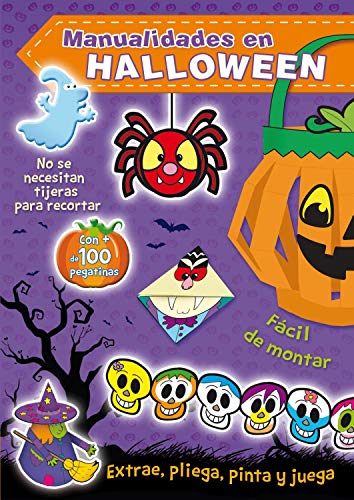 Manualidades de Halloween 1 (Base Kids, Band 23) (Manualidades De Halloween)