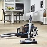 Philips beutelloser Staubsauger PowerPro Expert (A+AA-Energie-Label, 650 W, 2 L Staubvolumen, extra Turbodüse, blau) FC9745/09 - 13