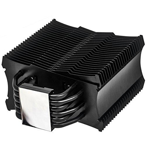Alpenföhn Matterhorn Rev. C – Black Edition 62.39 CFM CPU Cooler