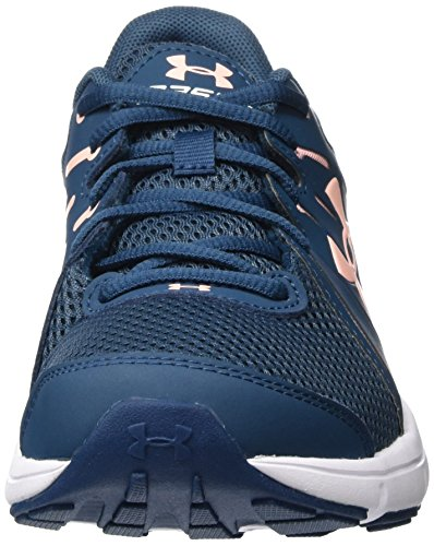 Under Armour UA W Dash RN 2, Scarpe Running Donna Nero (True Ink)