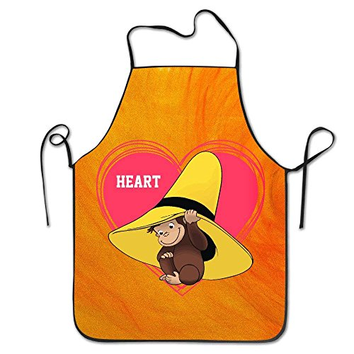 George Kitchen Cooking BBQ Apron ()