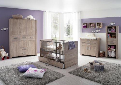 Olek 7tlg Babyzimmer Kinderzimmer Schrank Wickelkommode Gebraucht Kaufen  Wird An Jeden Ort In Deutschland