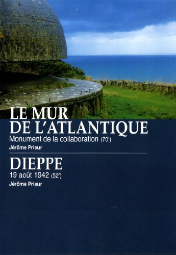 Bild von Coffret guerre 2 documentaires : le mur de l'atlantique, monument de la collaboration ; dieppe, 19 août 1942 [FR Import]