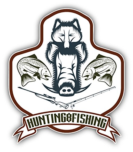 boar-hunting-fishing-label-auto-dekor-vinylaufkleber-10-x-12-cm