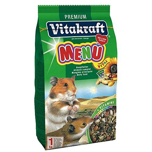 VITAKRAFT Menu vital criceti 1kg - Mangimi