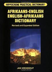 Afrikaans-English/English-Afrikaans Practical Dictionary (Hippocrene Practical Dictionary)