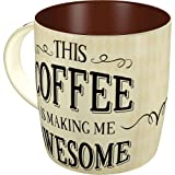 Nostalgic-Art 43026 Word Up - Awesome, Tasse