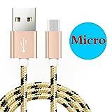 Câble Micro USB [1M] - Cable pour Samsung Galaxy Tab A6 10.1' /Tab A 9.7 Tablette -...