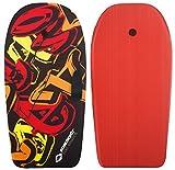 Schildkrot Funsports Kids Bodyboard, Multi-Colour, Large