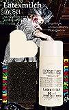 Eulenspiegel Latex-Milch im Set, 50 ml