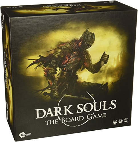 Steamforge Games SFGD001 Dark Souls Board, Multi-Colored