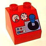 Lego Duplo Steuerpult Motivstein