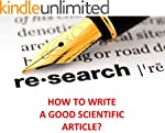 How to write a good scientific articl...