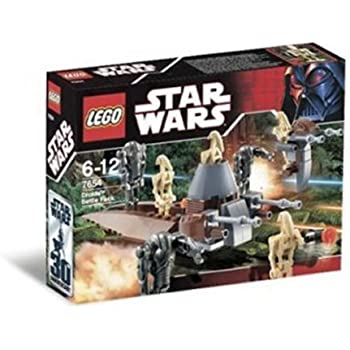 LEGO Star Wars 7654 Droids Battle Pack Amazoncouk Toys  Games