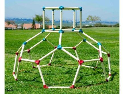 Preisvergleich Produktbild beluga Spielwaren 49100 - Klettergerüst Dome Climber, Outdoor Spielgeräte
