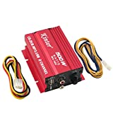 Kinter MA-150Mini Verstärker Auto Fahrzeug Stereo HiFi 500W 2Kanal HQ