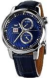 Glycine Airman Seven Automatic Watch, GL 230, 3919.18-LBK8