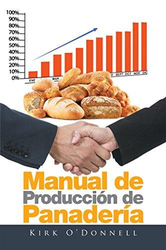 Manual De Producción De Panadería eBook: Kirk ODonnell: Amazon.es ...
