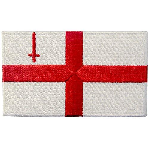 Bandera ciudad Londres Parche Bordado Aplicación