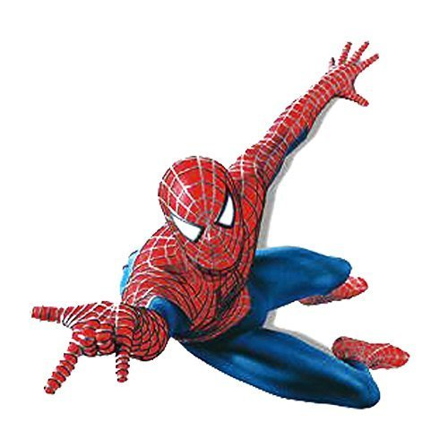 Spider Man Kind Wand Aufkleber FüR Schlafzimmer Wohnzimmer Hintergrund Removable Wandzeichnungen Home Decor Abziehbilder ()