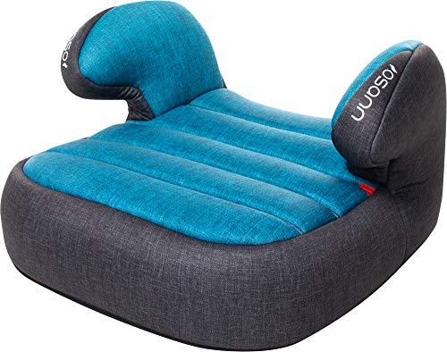 Osann Kindersitzerhöhung Tango ohne Isofix Gruppe 2/3 (15-36 kg), Blau