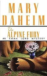 The Alpine Fury (An Emma Lord Mystery) by Mary Daheim (1995-10-30)