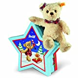 Steiff 109959 - Teddy Bear Clara 23 blond in Sternenbox