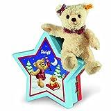 Steiff 109959 - Teddy Bear Clara 23 blond in Sternenbox