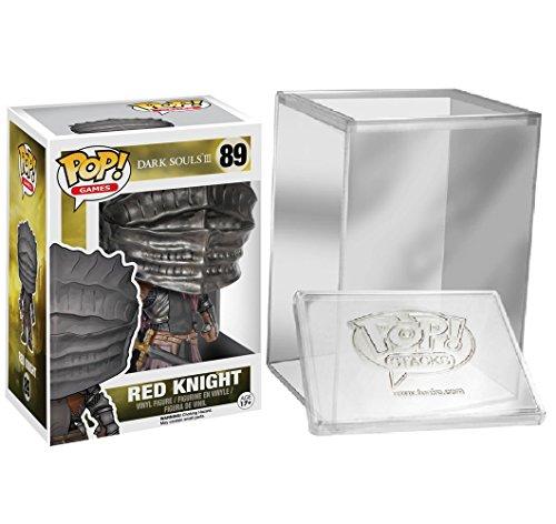 Preisvergleich Produktbild Funko Pop: Games: Dark Souls 3 - Red Knight Vinyl Figure + FUNKO PROTECTIVE CASE