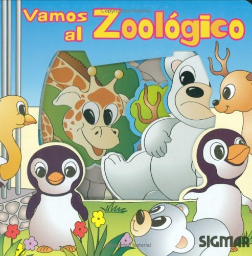 Vamos al zoologico/Lets go to the Zoo (De Paseo/Walking Around)