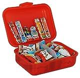 Geschenk Box Sweet Santa mit Ferrero Kinder Spezialitäten, 1er Pack (1 x 267g)
