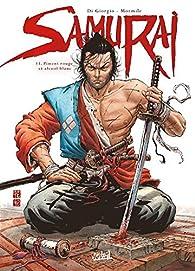 Samurai, tome 13 : Piment rouge et alcool blanc par Jean-François Di Giorgio