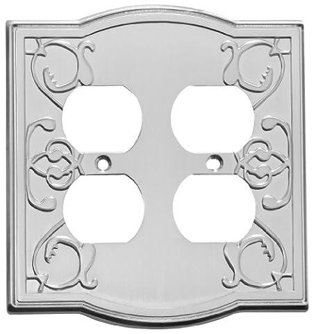 Stanley Hardware 74110,2cm quadratisch Ecke Wohn-Scharnier in Satin Nickel