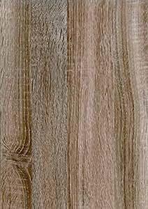 d-c-fix ® 346–en plastique (Film vinyle autocollant) imitation bois chêne Sonoma clair 67,5cm x 2m 346–8105