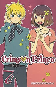 Crimson Prince Edition simple Tome 7
