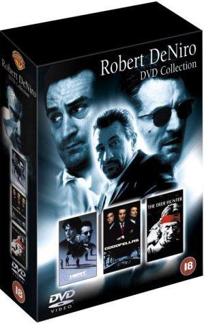 Heat/The Deer Hunter/Goodfellas [DVD] [1996] by Robert De Niro