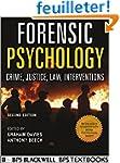 Forensic Psychology: Crime, Justice,...