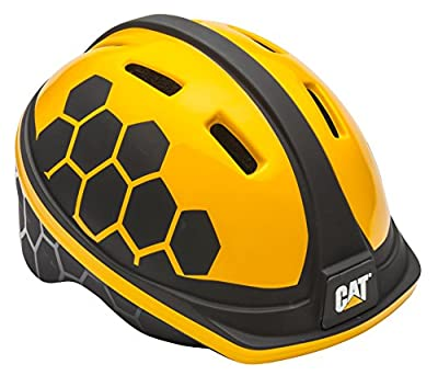Caterpillar CT77878-2 Boys Child Helmet from Pacific Cycle, Inc (Accessories)