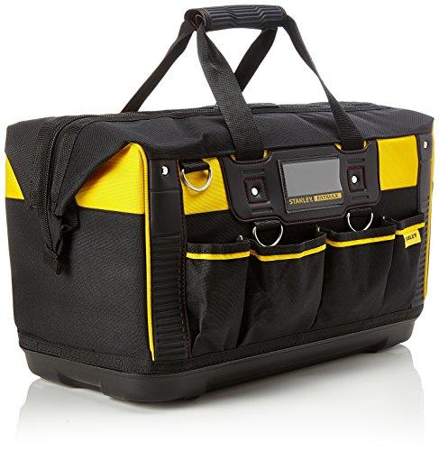 Stanley FatMax Werkzeugtasche, 50 x 30 x 29 cm, schlagfester Boden, Aufbewahrungstaschen/schlaufen, FMST1-71180 - 2